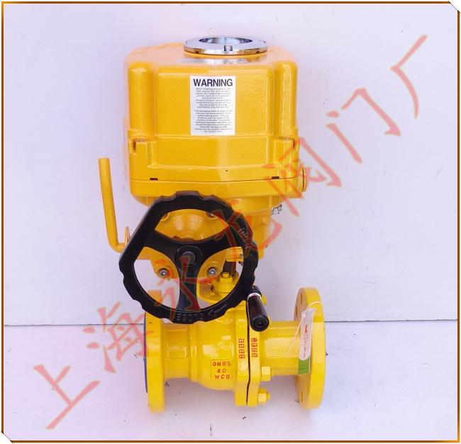 天然气专用电动切断阀图片